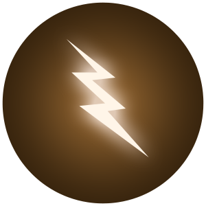 Bolt icon active state.